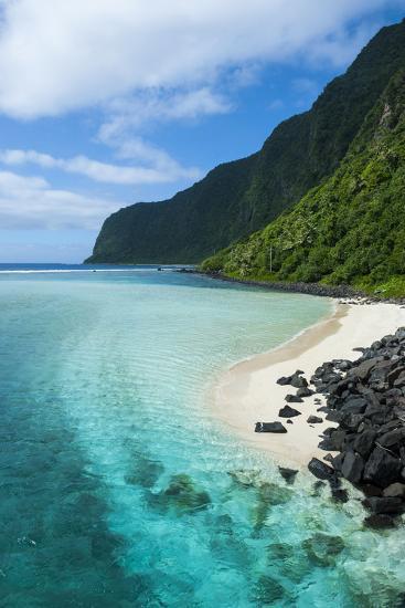 Manu'A Island Group, American Samoa, South Pacific-Michael Runkel-Photographic Print