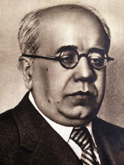 Manuel Azana--Photographic Print