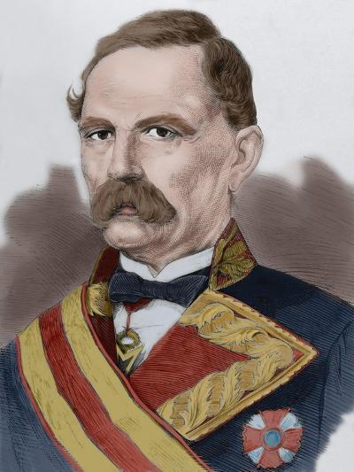Manuel De La Serna Hernandez Pinzon (1804-1878)--Giclee Print