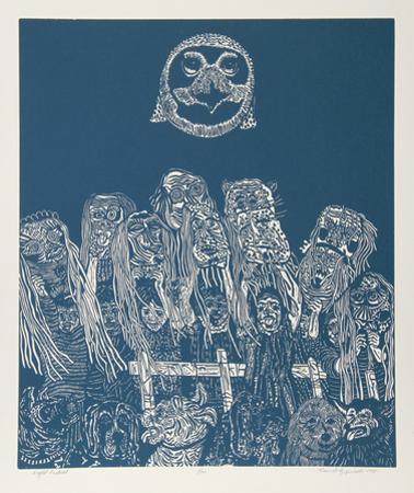 Night Festival (Blue)