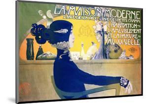 La Maison Moderne, circa 1902 by Manuel Orazi