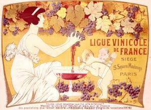 Ligue Vinicole de France by Manuel Orazi