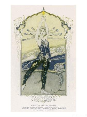 """The """"Star of Stars"""" of les Ballets Russes"""