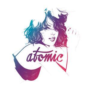 Atomic by Manuel Rebollo
