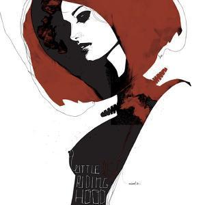 Little Red by Manuel Rebollo