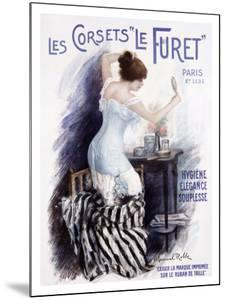 Corsets le Furet by Manuel Robbe