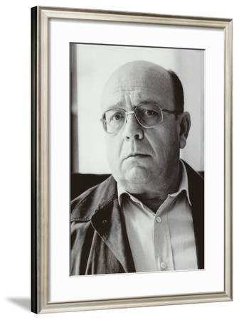 Manuel Vazquez Montalban--Framed Photographic Print