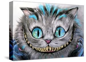 Cheshire Cat by Manuela Lai