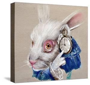 White Rabbit Time by Manuela Lai