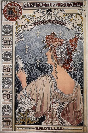 Manufacture Royale, 1897-Henri Privat-Livemont-Giclee Print