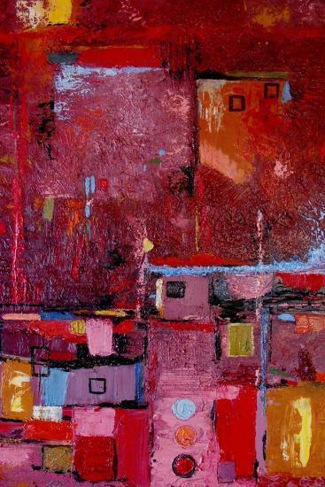 Many Mansions-Ruth Palmer-Art Print