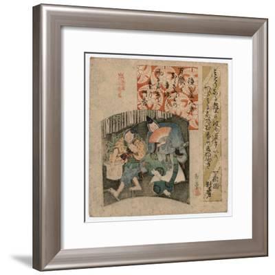 Manzai--Framed Giclee Print