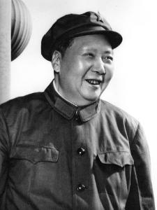 Mao Tse Toung (1893-1976) Chinese President