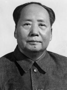 Mao Zedong, Chinese Communist Revolutionary and Leader, C1950S