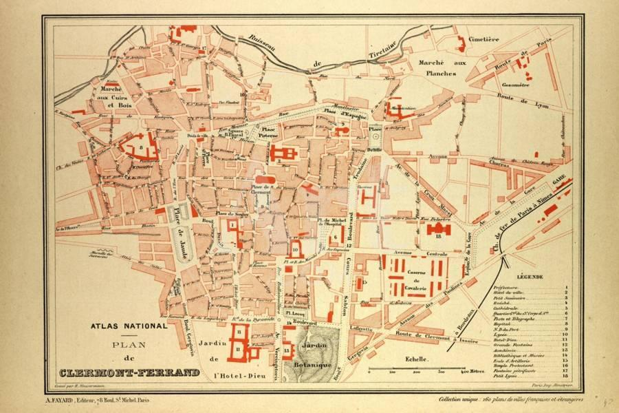 Map of Clermont-Ferrand, France Giclee Print by | Art.com Clermont Ferrand Map on council of clermont map, munich map, saumur map, newcastle upon tyne map, le havre map, utrecht map, carcassonne map, london map, trieste map, cluj-napoca map, mont saint-michel map, boulogne-sur-mer map, seine map, rennes map, cahors map, vila nova de gaia map, turku map, arras map, evian-les-bains map, strasbourg map,