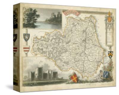 Map of Durham