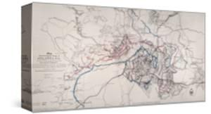 Map: Siege Of Atlanta 1864