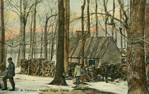Maple Sugar Camp, Vermont