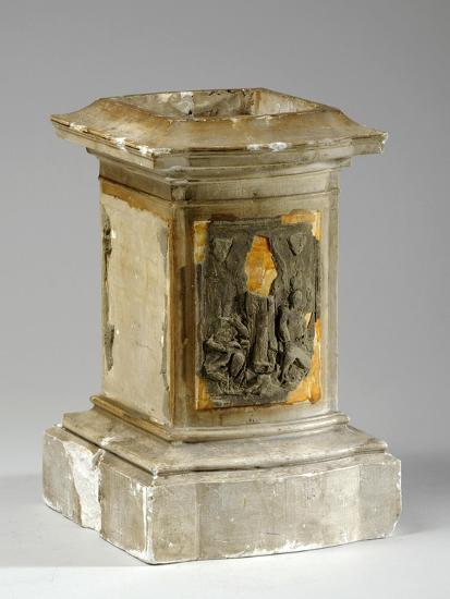 Maquette for Monumental Plinth-William Hamo Thornycroft-Giclee Print