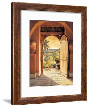Mar Vista-Eduardo Moreau-Framed Giclee Print