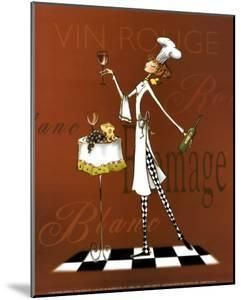 Sassy Chef II by Mara Kinsley
