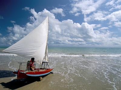 Maracajau, Natal, Rio Grande Do Norte State, Brazil, South America-Sergio Pitamitz-Photographic Print