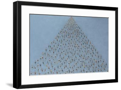 Marathon 375-Heather Blanton Fine Art-Framed Giclee Print