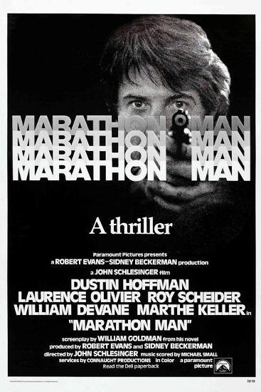 Marathon Man, 1976--Giclee Print