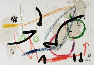 Maravillas #1059-Joan Mir?-Collectable Print