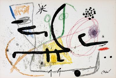 Maravillas #1061-Joan Mir?-Collectable Print