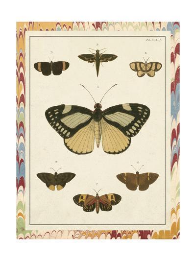 Marble Butterflies II-Vision Studio-Art Print