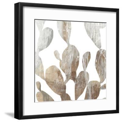 Marble Foliage II-PI Studio-Framed Art Print