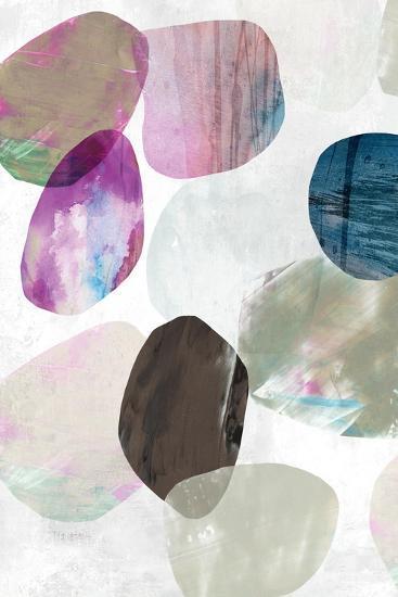 Marble II-Tom Reeves-Art Print