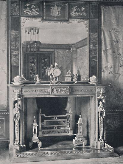 'Marble Mantelpiece', 1939-Unknown-Photographic Print