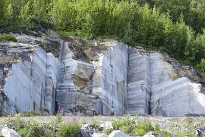 Marble Quarry, Norway-Dr. Juerg Alean-Photographic Print