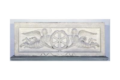 Marble Relief on Seriguzel Sarcophagus, Turkey--Giclee Print