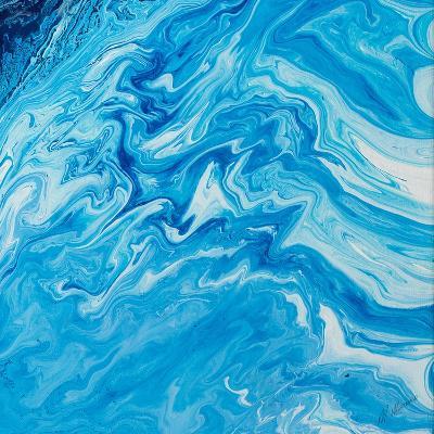 Marble Square I-M^ Mercado-Art Print