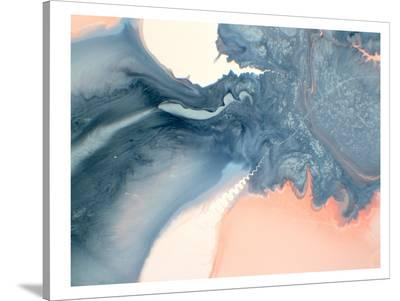 Marble Squiggle-Deb McNaughton-Stretched Canvas Print