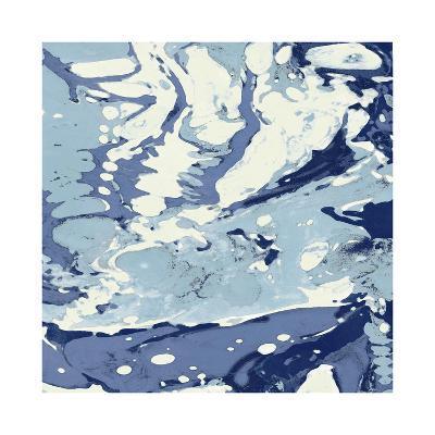 Marbleized III-Danielle Carson-Giclee Print