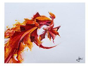 Ignite Print (c) Marc Allante by Marc Allante