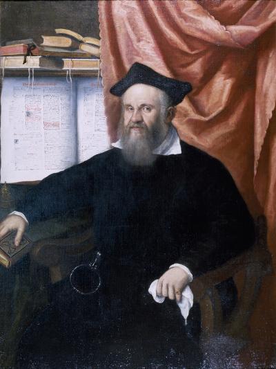 Marc' Antonio De Dominis, C.1610-19-Domenico Robusti Tintoretto-Giclee Print