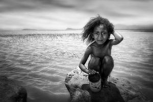 Island Girl by Marc Apers