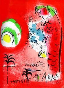 Angel Bay by Marc Chagall