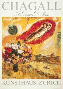Au Dessins de Paris by Marc Chagall