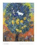 I and the Village, 1911-Marc Chagall-Art Print