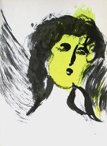 Bible: Lange by Marc Chagall