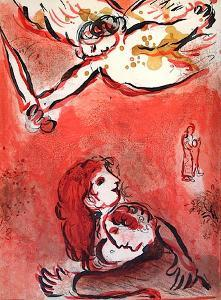 Bible: Le Visage D'Israël by Marc Chagall