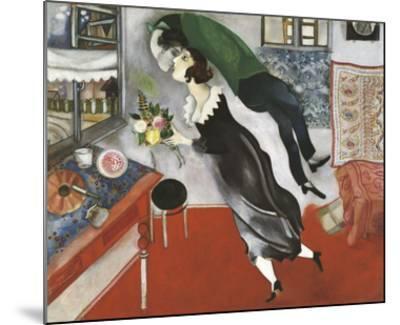 Birthday by Marc Chagall