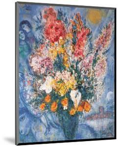 Bouquet de Fleurs by Marc Chagall