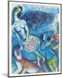 Circus by Marc Chagall